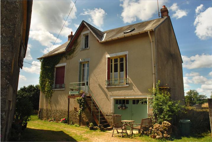 Maison arzembouy house